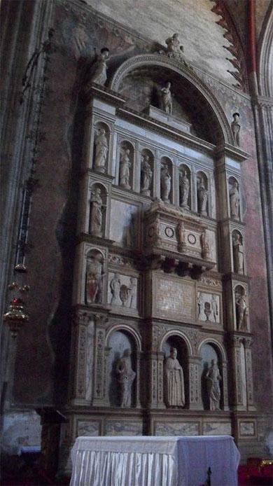 Chiesa dei Frari : autel