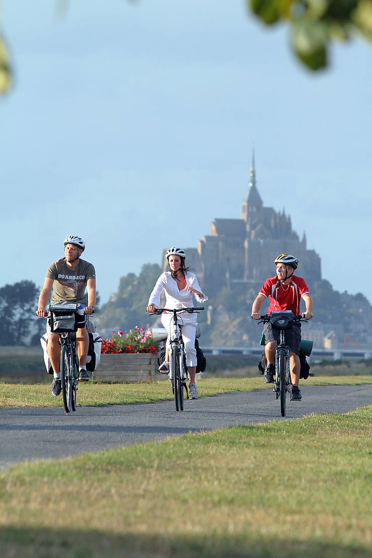Normandie - Découvrir la Manche à vélo