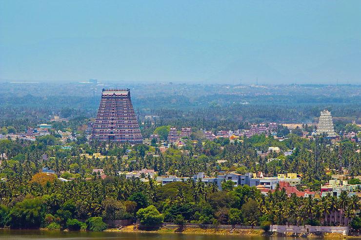 Trichy et Thanjavur au cœur du Tamil Nadu