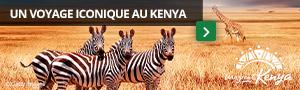 Un voyage iconique au Kenya