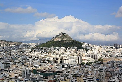 Athènes entre ombre et lumière