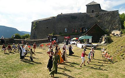 Fort Vauban de Seyne les Alpes