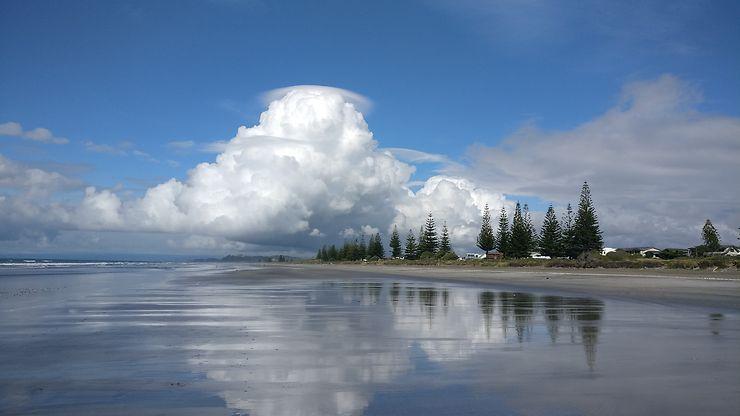 Ohope Beach, Nouvelle-Zélande