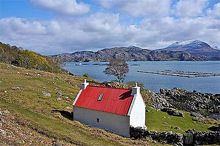 Loch écossais