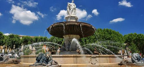 Sous le charme d'Aix-en-Provence -