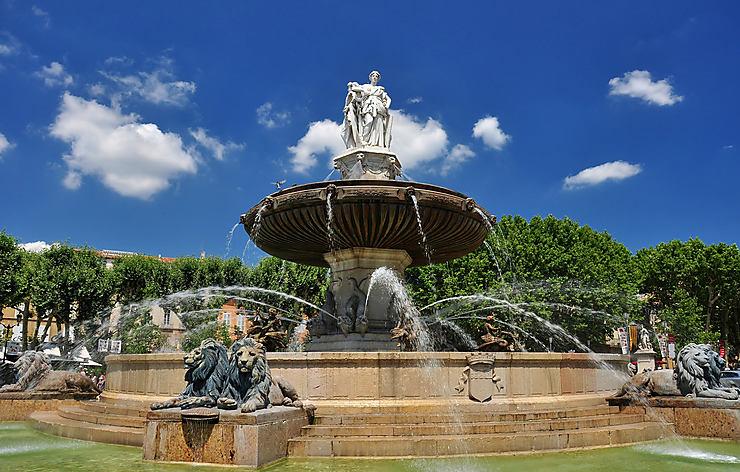 Sous le charme d'Aix-en-Provence