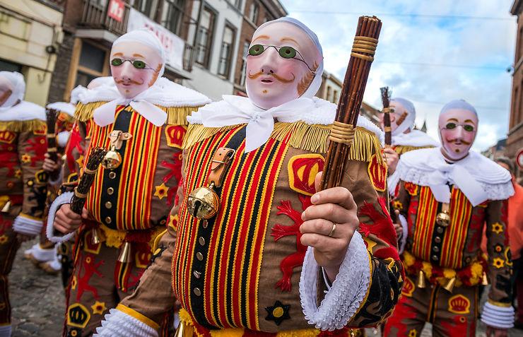 Carnavals insolites en Europe