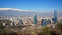 Escale à Santiago du Chili