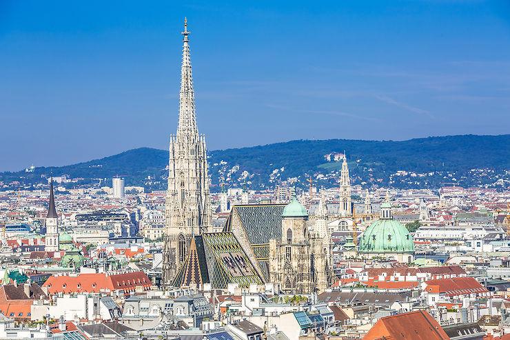 Flâner dans le vieux Vienne