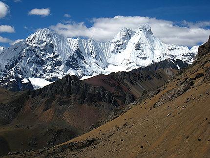 Yauncha Punta - Huayhuash Cordillera
