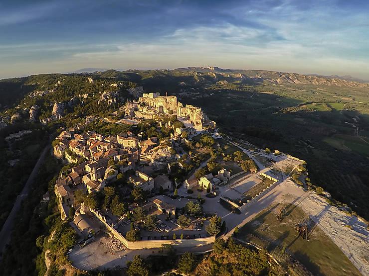 Autour des Baux-de-Provence