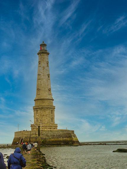 Le phare de Cordouan dans toute sa beauté