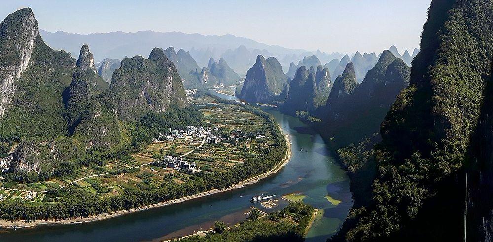 18 jours en Chine et en famille