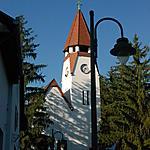 Eglise sécession à Zebégény