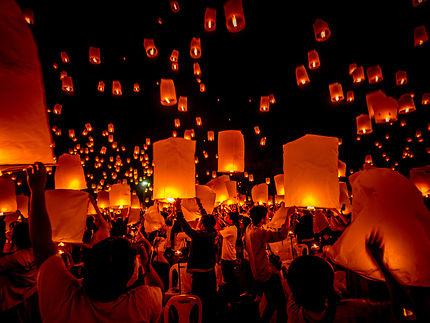 Chiang Mai / Yi Peng Festival