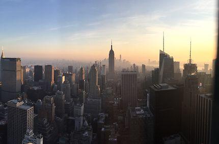 New York s'endort