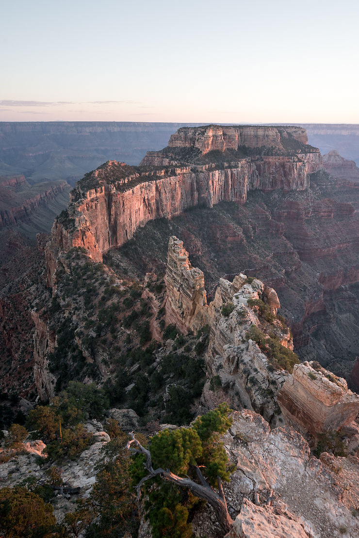 Rive Nord du Grand Canyon, Arizona