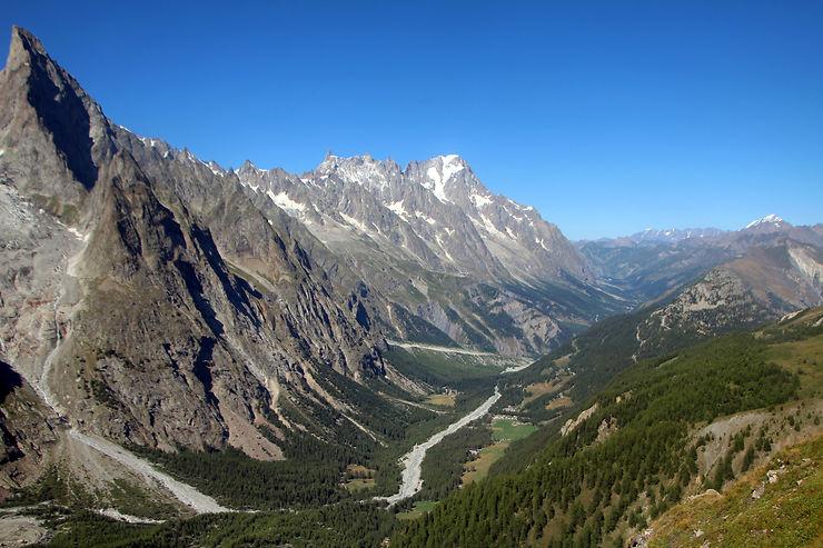 Val Veny, Italie
