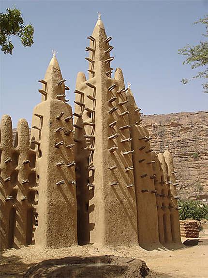 La mosquée de Kani-Kombolé