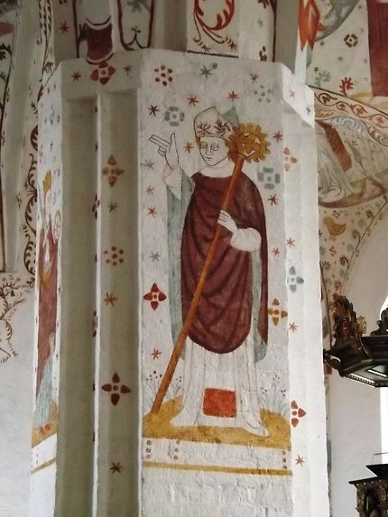Eglise de Fanefjord (Gronsalen)