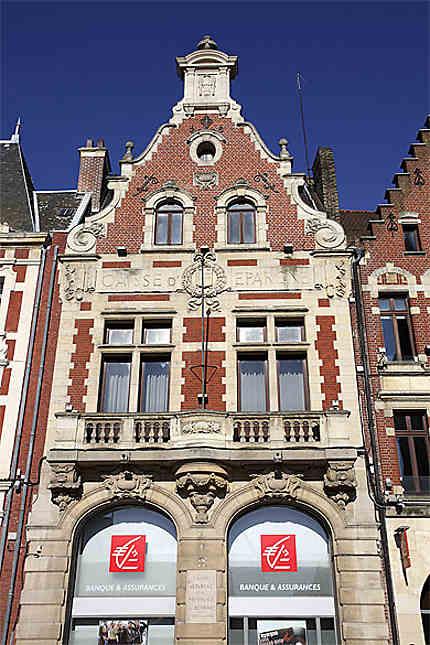 Architecture flamande, Grand'Place