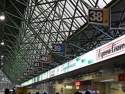 Gare routière de Medellin