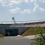 Le stade Puskas, aux couleurs de la Hongrie