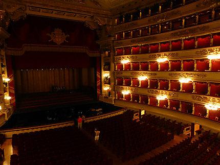 Dans la Scala