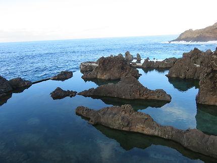 Piscines naturelles de Porto Moniz