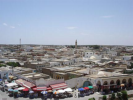 Vue d'El Jem
