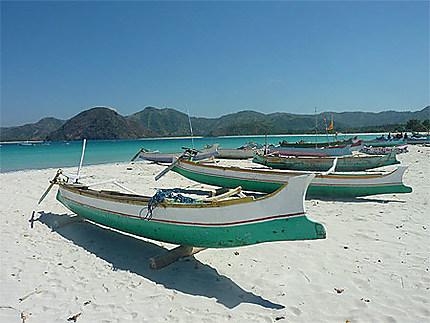 Kuta Lombok (et environs)