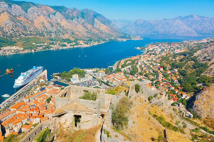 Panoramas de Kotor