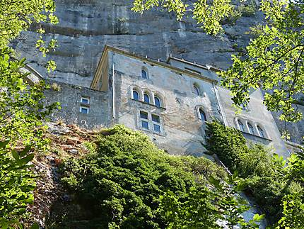 Sainte Baume - Monastère