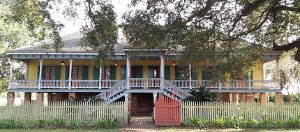 Laura plantation à Vacherie, Louisiane
