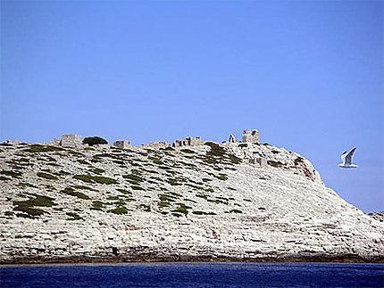 Sur les îles Kornati