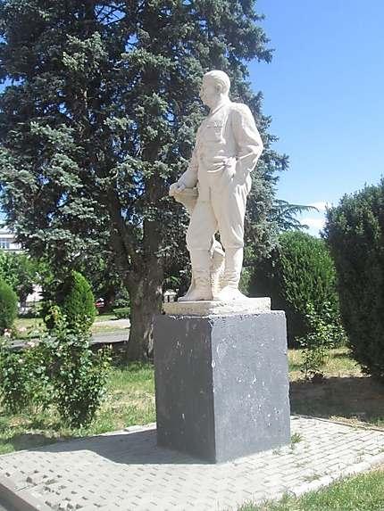 Statue de Staline à Gori