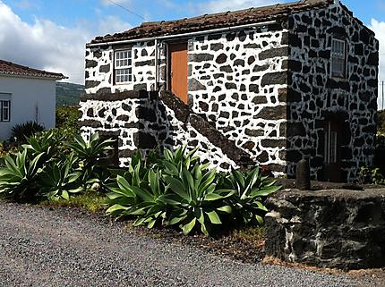 Architecture de basalte