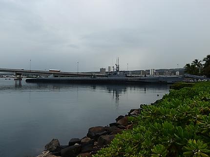 Bowfin submarine