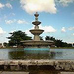Fontaine à Nuevo Vedado