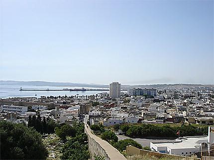 Vue de Bizerte