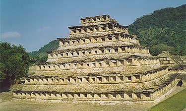 Zona arqueológica El Tajín