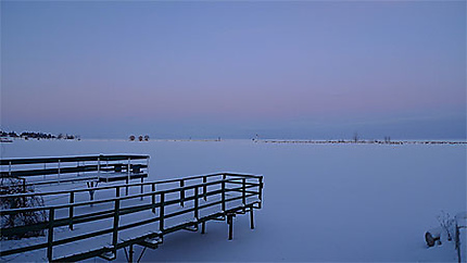 Lac st-jean Roberval