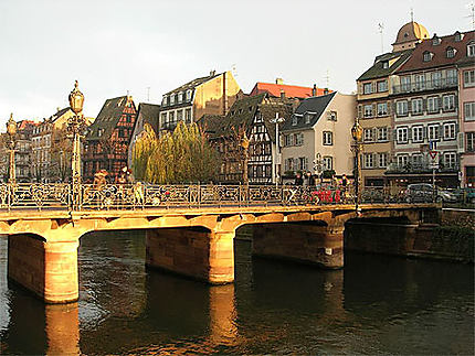 Pont à Strasbourg