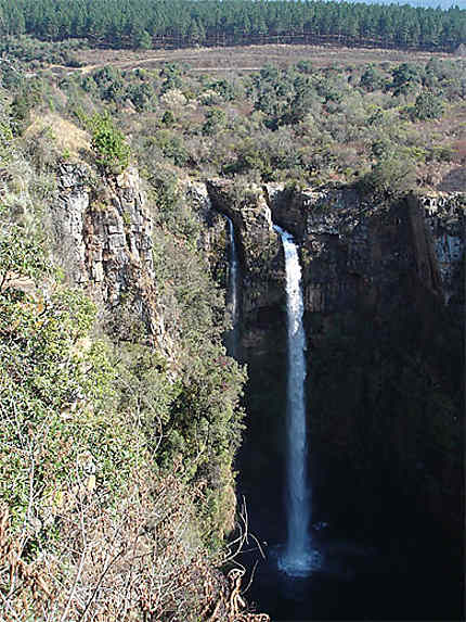Mac-Mac Falls