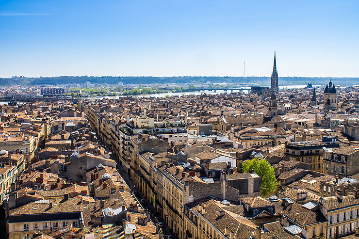 Bordeaux, un week-end grand cru