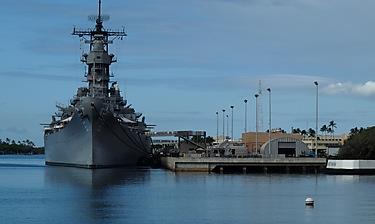 Pearl Harbour (île d'Oahu)