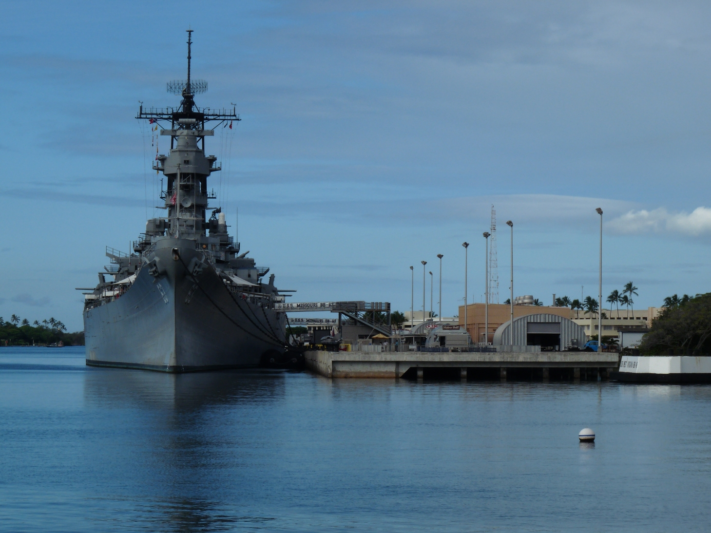 Pearl Harbour - Hawaii