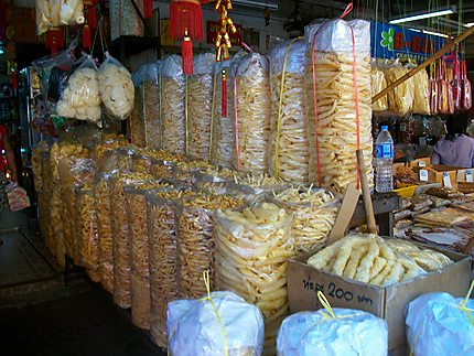 Magasin de gros à Bangkok