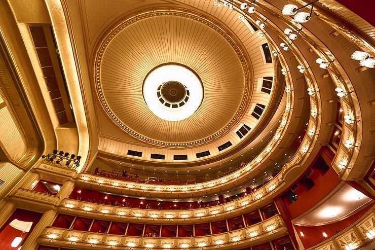 Aller à l'opéra ou au concert…