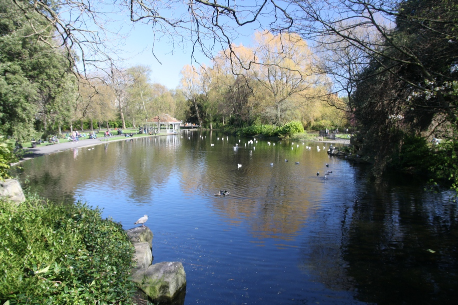 Saint Stephen's Green - Dublin